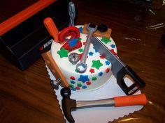 Tool Birthday cake