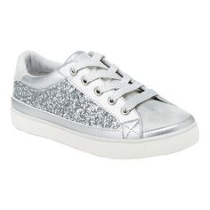 Girls' Hanna Andersson Else Sneaker Chunky Glitter/PU