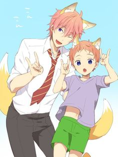 Free Free Kisumi, Rei Ryugazaki, Rin Matsuoka, Otaku, Anime Siblings, Free Eternal Summer, Makoharu, Free Iwatobi Swim Club, Animal Ears