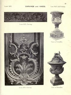 An historical guide to French interiors, furnit...