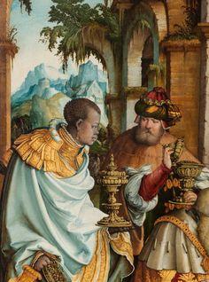 Der Meister von Meßkirch - Staatsgalerie