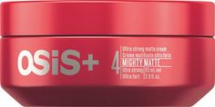 OSiS  Mighty Ultra Strong Matte Cream, 2.8 Fluid Ounce * This is an Amazon Affiliate link. Be sure to check out this awesome product.