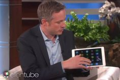 The tricks this magician can do on his iPad will amaze you:
