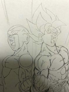 Freezer & Goku