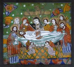 Art Brut, Kandinsky, Comic Books, Christian, Icons, Comics, Glass, Painting, Searching