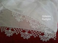Needle Lace, Needle And Thread, Dresses Kids Girl, Tatting, Needlework, Diy And Crafts, Embroidery, Crochet Stitches, Lace