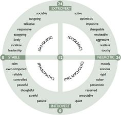 Eysenck's Personality Test | Introvert/Extraversion and Neuroticism/Stability | Jennifer Soldner