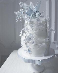 Cake #butterfly #cake #handmade