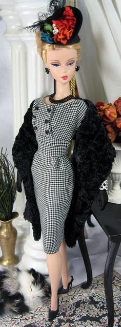 Théatral for Silkstone Barbie  Fashon Royalty by MatisseFashions