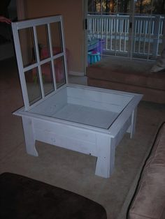 How To Build Glass Top Shadow Box Coffee Table Fun Furniture - Shadow box console table
