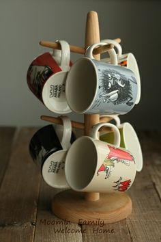 Moomin Mug Finland Moomin Mugs, Tove Jansson, Kitchen Supplies, Welcome Home, My Heart Is Breaking, Finland, Save Yourself, Clever, Objects