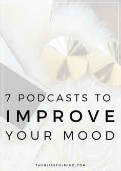 If you're feeling overwhelmed and need a mood booster, these podcasts are perfect for helping you slow down and de-stress. Feat. The Lively Show, Magic Lessons, and The Simple Show.