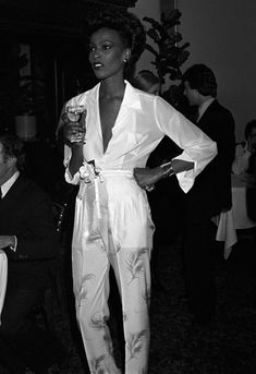 First Black supermodel - Naomi Sims