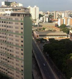 Boa tarde Belo Horizonte.  Viaduto Santa Tereza e Serraria Souza Pinto.  #BH  #Belo  #Beagá  #BHCity  #Belzonte  #Beozonte  #BeloHorizonte  #BeloHorizonteMG  #BeloHorizonteBra