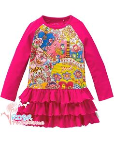 Oilily Kleid TURTLE Jersey - pink