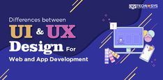 Companies prefer to hire website designer that has an idea on both UI and UX that helps in getting a certain flow to the overall development phase. There is no doubt that UI and UX have their own importance in interaction flow. Ui Ux Design, User Experience, App Development, User Interface, Flow, Writing, Website, Being A Writer