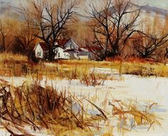 Jeremy Winborg a Young Utah artist.