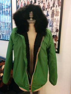 # K-Way FurBe easy, smart and a trendy way to transform you old fur by Melegari & Costa in Milano