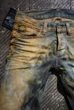 Pizarro PV Denim. Want to save yourself some money, buy a regular pair of denims and do some real work in them.