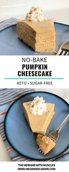 For all you Keto diet beginners, the good news is you don't have to throw your diet out the window to enjoy a slice of this No-bake Keto Pumpkin Cheesecake. No-Bake Keto Pumpkin Cheesecake Recipe Keto no bake pumpkin cheesecake recipe Desserts Keto, Keto Friendly Desserts, Keto Snacks, Dessert Recipes, Jello Recipes, Dessert Blog, Diabetic Snacks, Keto Cheesecake, No Bake Pumpkin Cheesecake