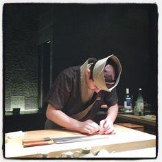 Sushi master #tokyo #khooinjapan