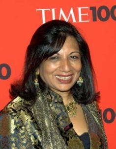 Famous Indian Women Leaders: Biocon's Kiran Mazumdar-Shaw