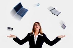 event planners juggling their workload