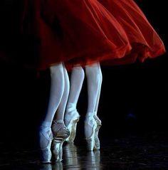 rosiesdreams:  Dancing in red