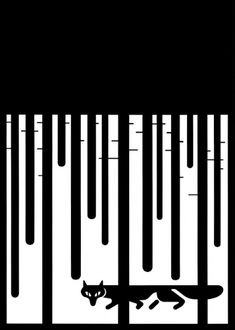 Isny Allgäu - Otl Aicher #otl #white #black #illustration #aicher #and