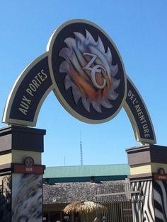 Zoo de Granby Picnic Area, My Childhood, Four Square, Adventure, Asia, Travel