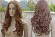 Wig synthetic cosplay hair