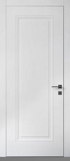 מלבן דגם סבא - דלתות פנים מעוצבות - דלתות גמליאל