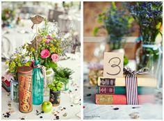 Numinis : Livro para Decoração de Casamento