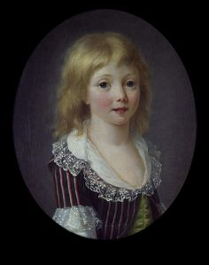 Attributed to Anna Rosalie Filleul - A Little Boy of the Comminges Family (Museum of Fine Arts, Houston) Marie Antoinette, Google Art Project, Photo Art, Photo, Anna, Portrait Artist, Museum Of Fine Arts, Art