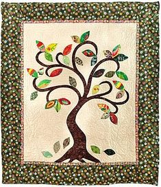 pinterest tree quilts | Tree Quilts / #tree #quilt Family Tree Template Word, Family Tree Quilt, Signature Quilts, Tree Quilt Pattern, Applique Quilt Patterns, Hand Applique, Patchwork, Hanging Quilts, Quilted Wall Hangings