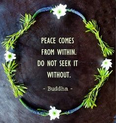 """Buddha Quotes - Daily Updated Regularly- Come Back and Check Often for fresh and New Inspirational Quotes. 1 - """" Peace Comes from Within. Do Not Seek It Without"""" Source: Wisdom Quotes, Me Quotes, Peace Quotes, Serenity Quotes, Night Quotes, Happiness Quotes, Nature Quotes, Buddha Quotes Inspirational, Inspiring Quotes"""