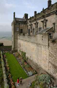 Stirling Castle | Stirling, #Scotland - Recharge your #batteries #travel