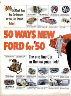 50 ways 50