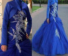 Rengarenk Seçenekleriyle Tesettür Nişan Kıyafetleri #tesettür #kadın #moda