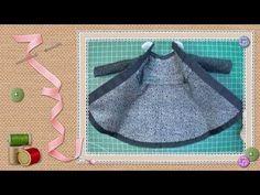 Tutorial Miércoles Addams: Vestido / Wednesday Addams Tutorial: Dress by Pepitas de Chocolate