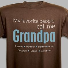 6c35b99f 189 Best Shirts for Grandpa images | Thanksgiving birthday, Family ...