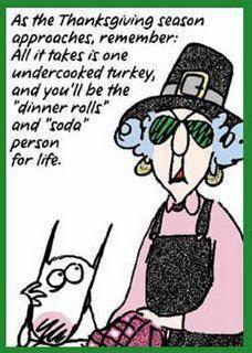 Maxine Thanksgiving