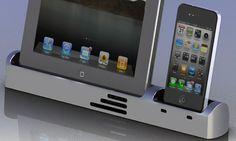 The Billet Dock For iPhone & iPad