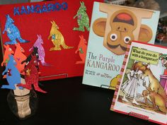 Kangaroo literacy center