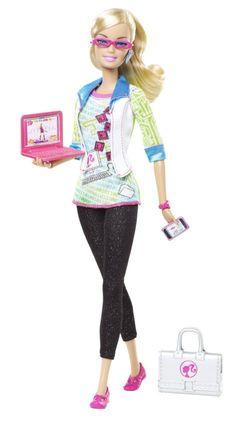 Shopping for the holidays? Check out science toys for girls like Engineer Barbie!