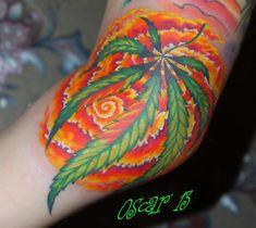 Find out Hot Marijuana tattoo ideas Weed Tattoo, Plant Tattoo, I Tattoo, Cool Tattoos, Tatoos, Old School Tattoo Designs, Best Tattoo Designs, Forearm Tattoos, Tattoo Ideas