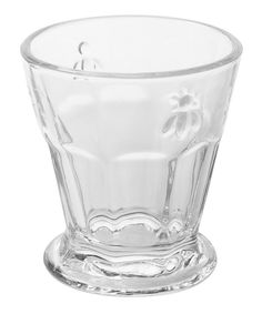 Take a look at this Bee Double Old-Fashioned Glass - Set of Six on zulily today!