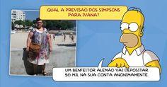 Qual a previsão dos Simpsons para você?