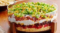 Photo of Eight-Layer Chicken Chilli Dip