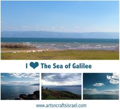 Who loves the Sea of Galilee??? www.artsncraftsisrael.com Pictures - Nov.2014 - Jan.2015